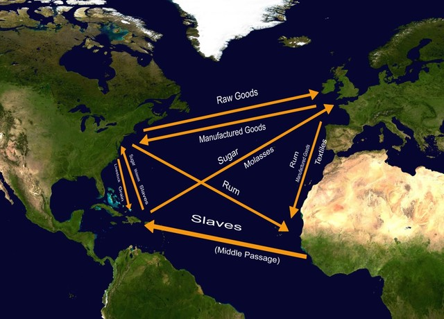Triangular Trade(CA)