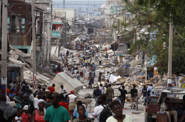 #2: Haiti Earthquake