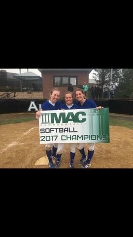 Widener University Softball