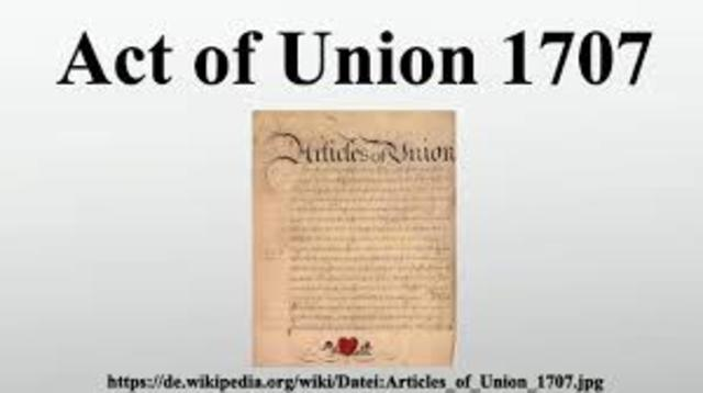 1707 act of union How can the answer be improved.