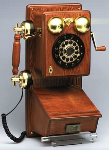 The First Phone
