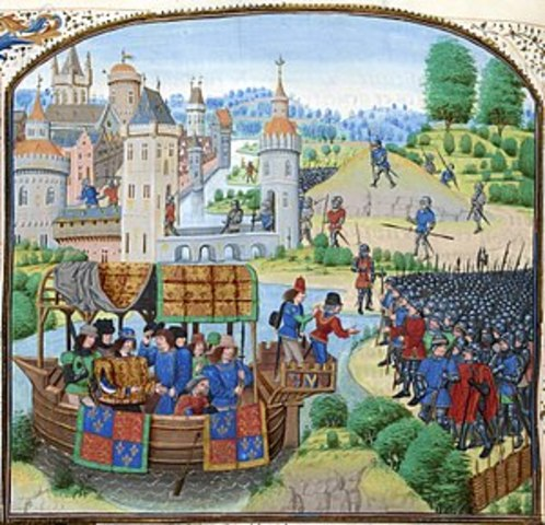 English peasants revolt