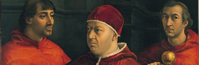 The Medici family becomes the head of the city-state of Florence