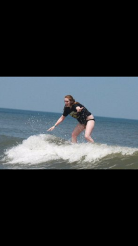 Learned to Surf