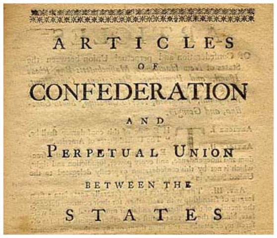 Powers Not Given To The National Government Through The Articles Of Confederation
