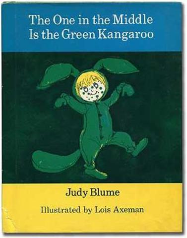 Judy Blume published her first book