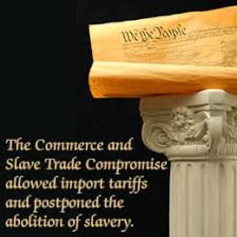 Slave Trade Compromise