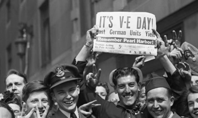 Victory in Europe  (V/E) Day