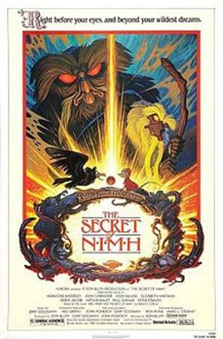 The Secret of the NIMH