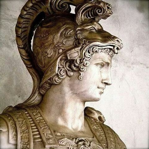 Alexander the Great Becomes Ruler