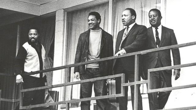 Martin Luther King Jr. is assassinated in Memphis