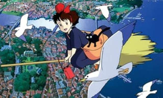 Kikis Delivery Sevice