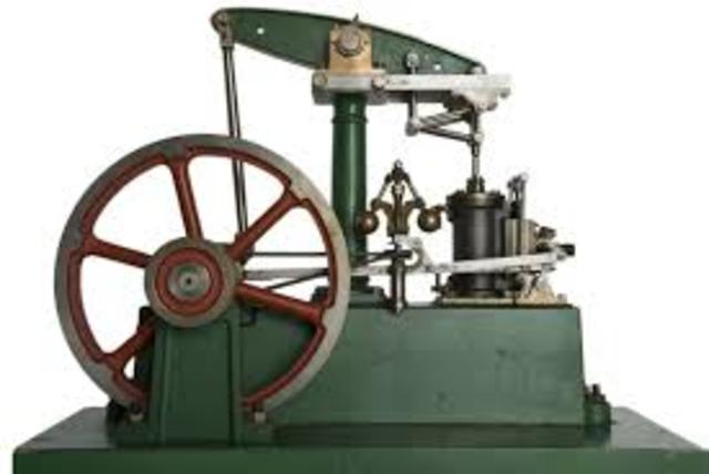 Thomas Newcomen invented the first steam engine