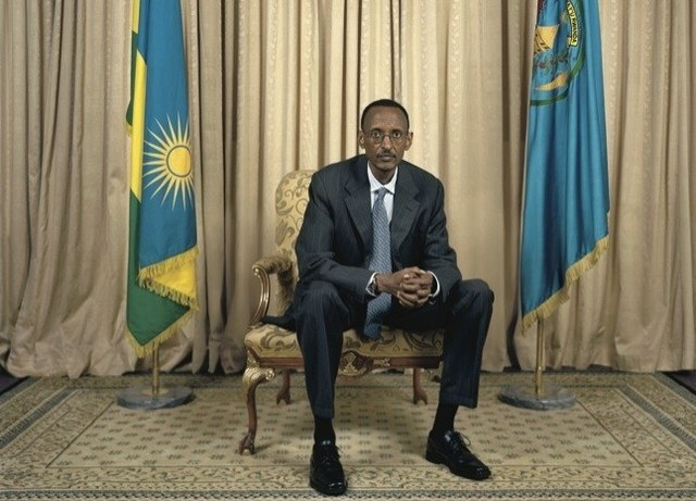 Kagame wins the election