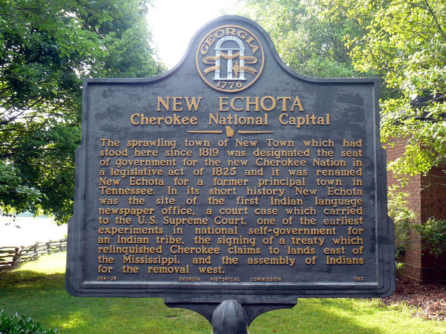 Treaty of New Echota