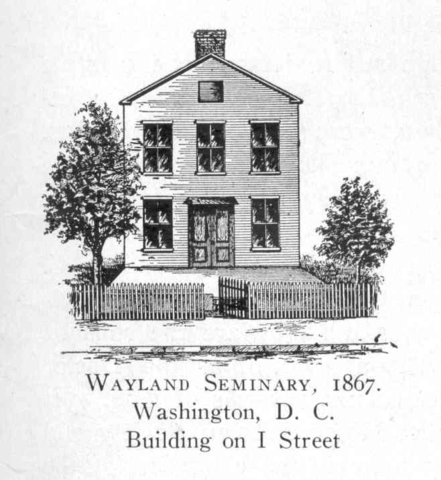 Wayland Seminary School