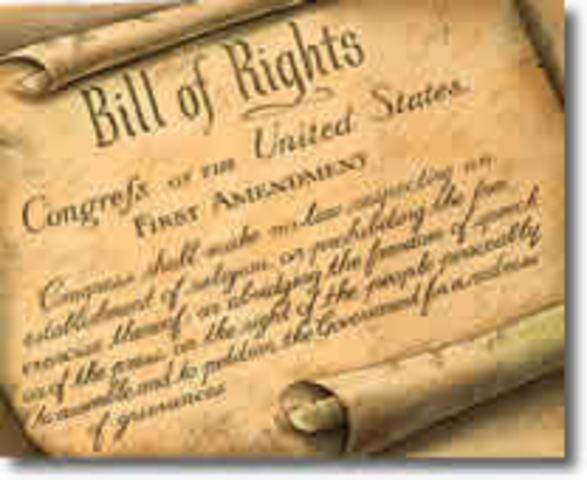 Bill of Rights Debate