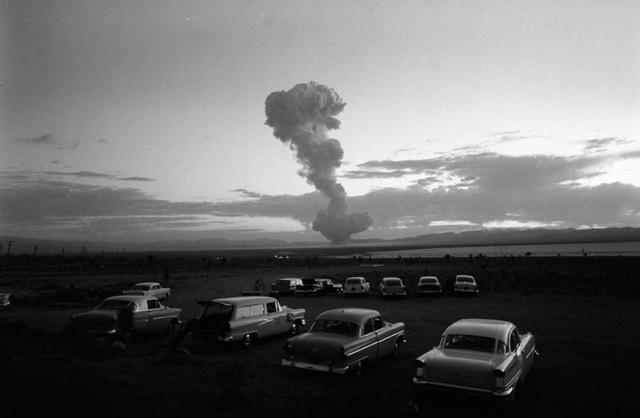 The U.S. successfully tests a neutron bomb