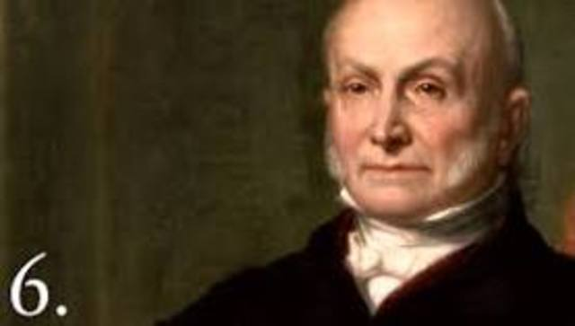 John Quincy Adams Elected President