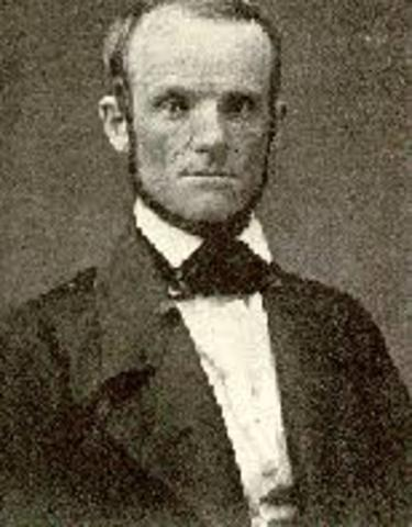 John Humphrey Noyes Founded the Oneida Community