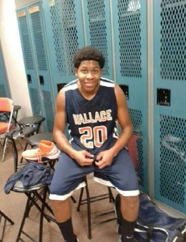 Started Playing basketball for Wallace State