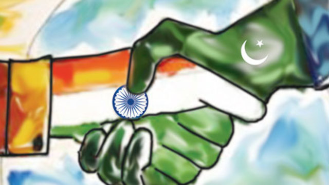 India and Pakistan Divide