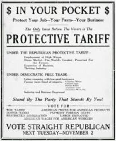 Tariff Act of 1832(JAC)