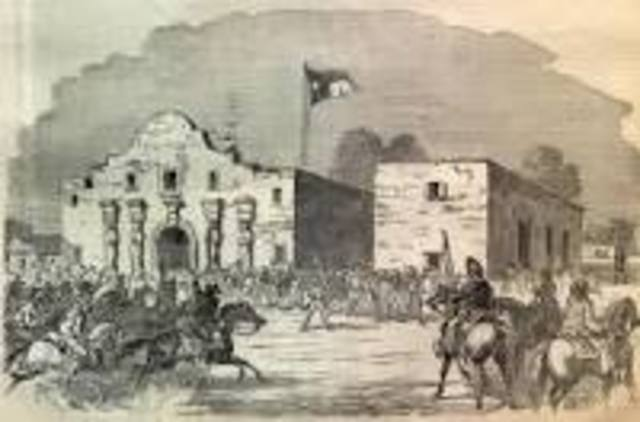 Battle of the Alamo