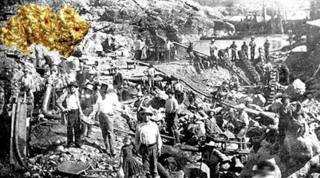 Gold Rush Began in California
