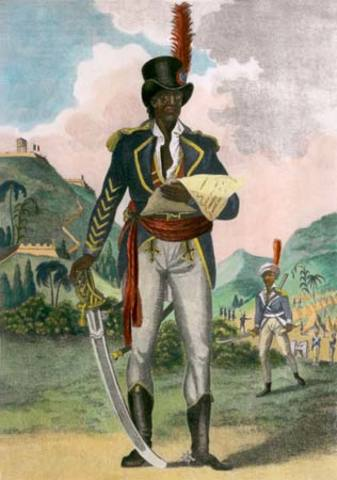 toussaint louverture helped gain first independence in the caribbean The world and democracy time warner cable, mnn published: december 7, 2010 haiti came to south korea's rescue in 1950 and helped other nations by smith georg.