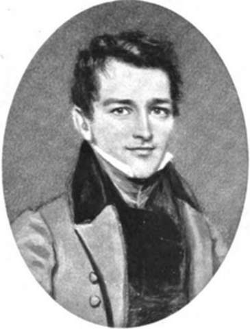 Philip Hamilton is Born
