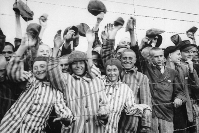 Liberation of Concentration Camps (1945)