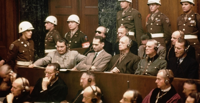 •	Nuremberg Trials