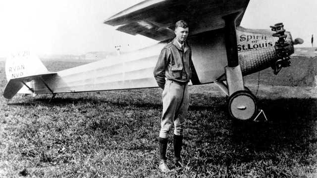 Charles Lindbergh's Trans-Atlantic Flight