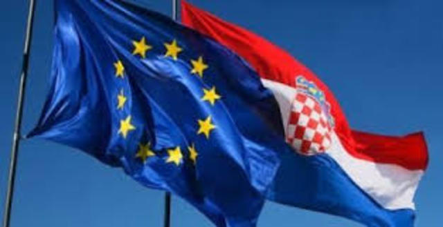The accession negotiations with Croatia