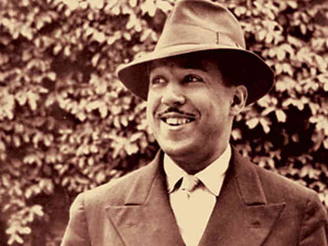 Langston Hughes Publishes his first Poem