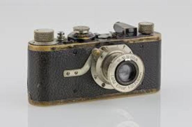 The First Film Reel and Kodak Camera