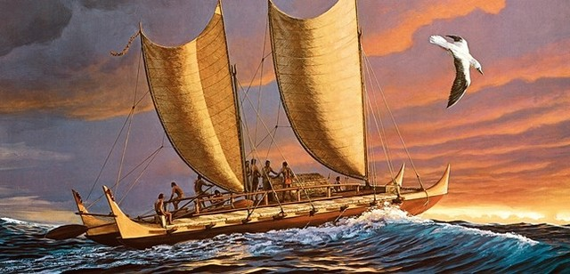 The voyages of the Polynesians