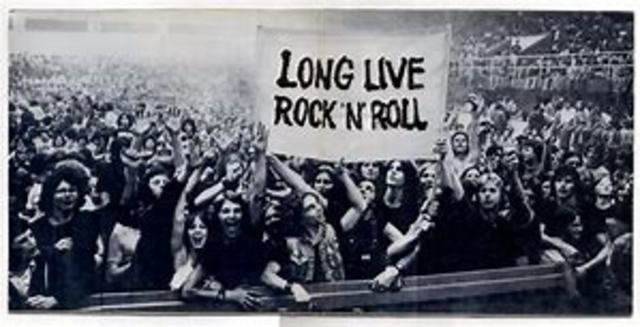 Rock and Roll (1930-1990)