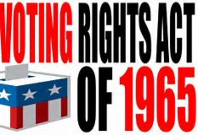 Voting Acts of 1965