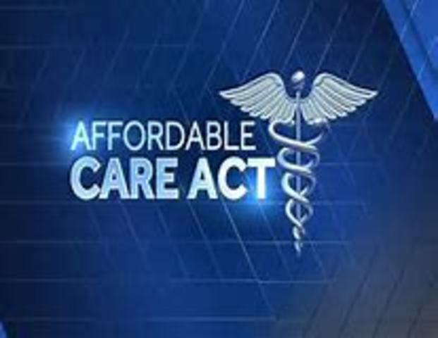 "Affordable Care Act (ACA) "" Obamacare"""