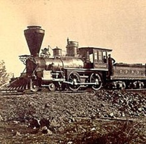 Union Pacific (Transcontinental Railroad)