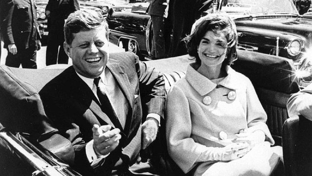 The Day JFK was Assassinated
