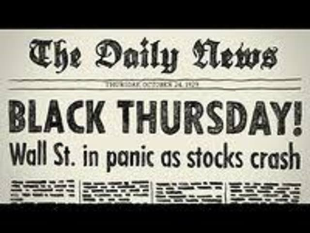 stock market history day after thanksgiving
