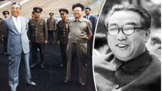 Kim II-sung invades south korea