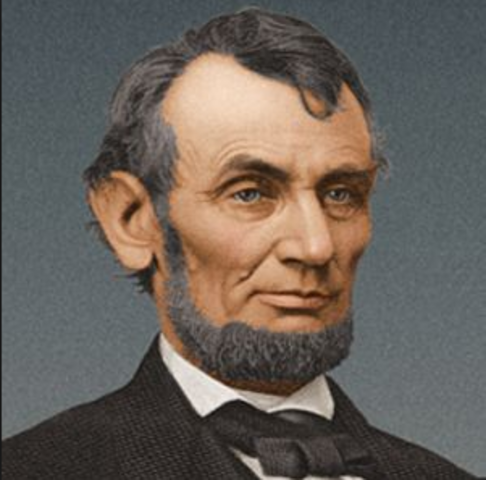 Johnson became president after Lincoln was assassinated.