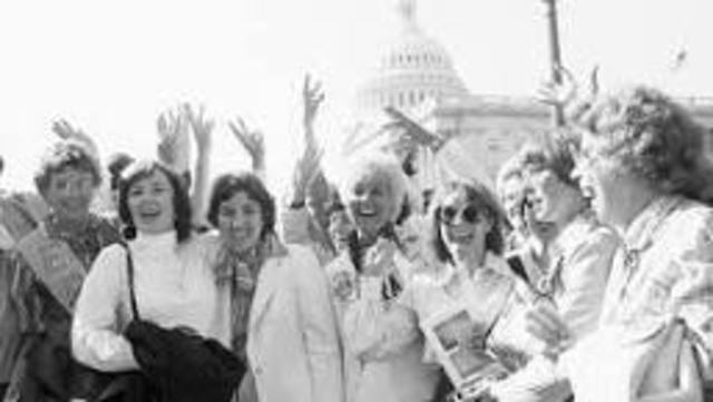 19th Amendment Passed in Congress