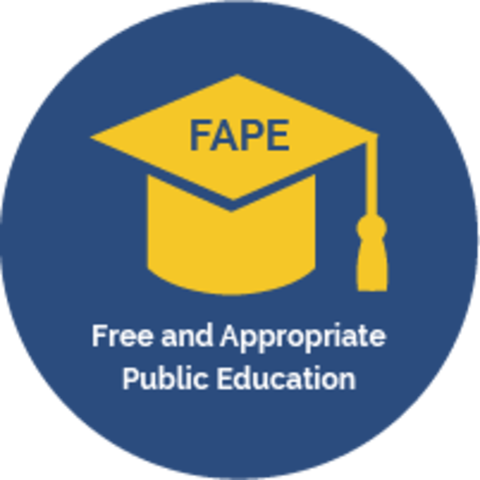 Free Appropriate Public Education (FAPE)
