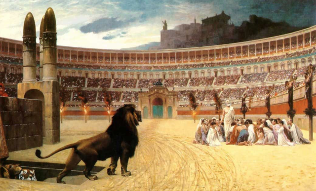 Persecution of Nero