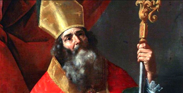 Saint Ambrose Becomes Bishop of Mediolanum (Milan)
